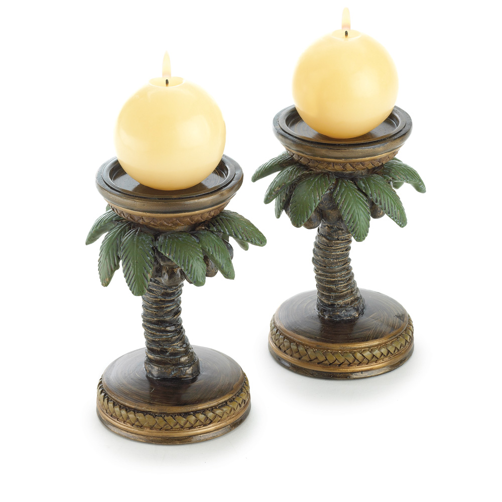 Wholesale Palm Tree Candle Holders - Buy Wholesale Candle Holders