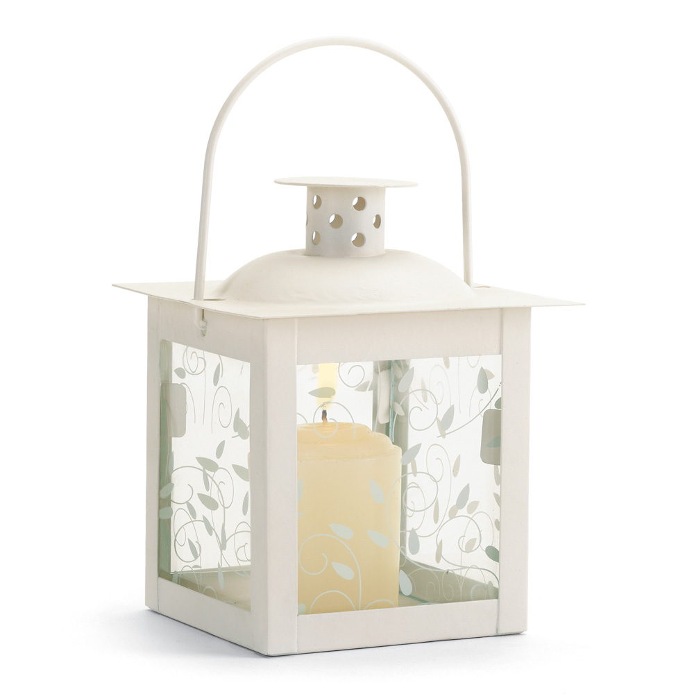 wholesale small ivory color glass lantern buy wholesale