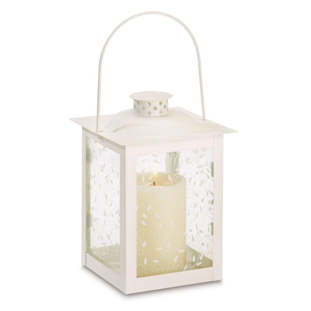 We love our glass lanterns we just purchased! They are just what we were looking for to use at my sons wedding reception! I love that the floating candle gives light above as we can incorporate anything we want on the bottom half of the lantern/5().
