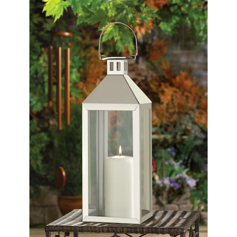 Silver Lanterns For Sale