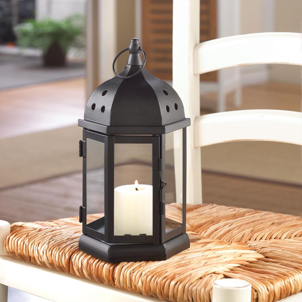 Triad Candle Lantern - 15225