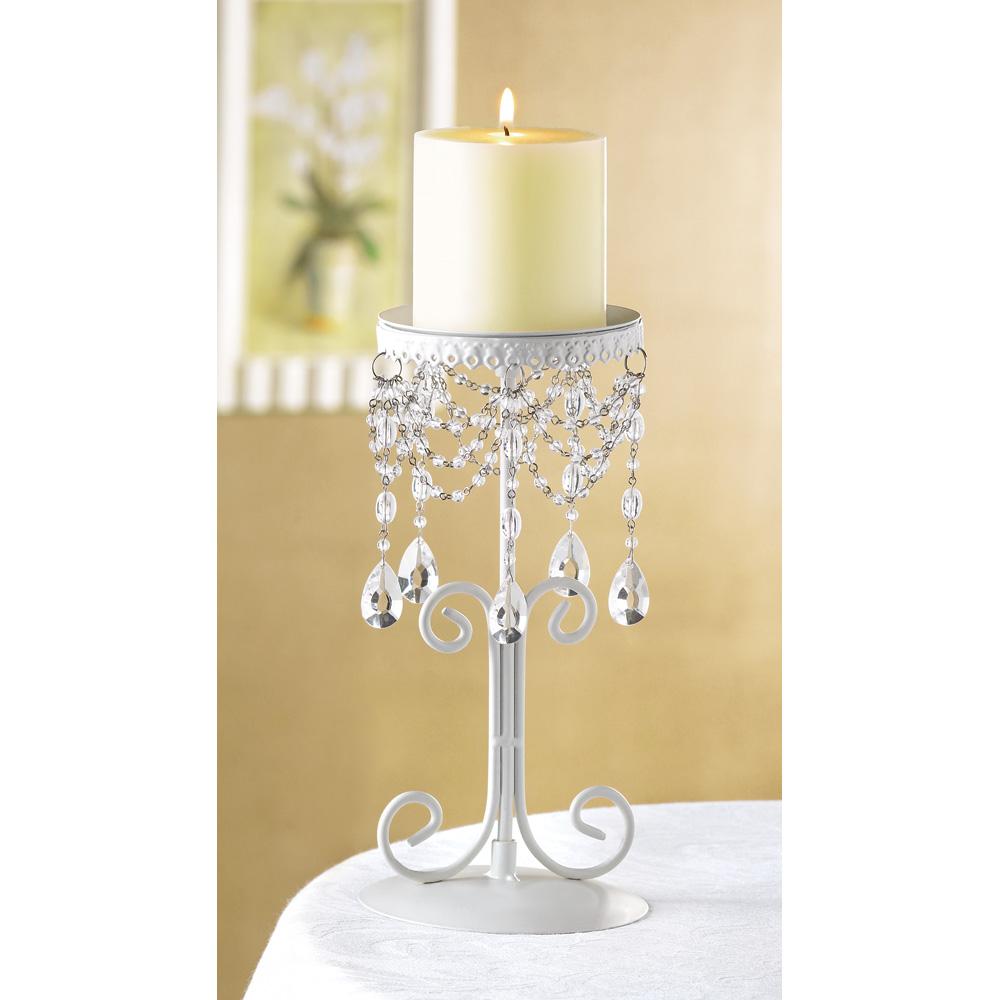 Wholesale Elegant Beaded Candle Holder - Buy Wholesale Candle Holders