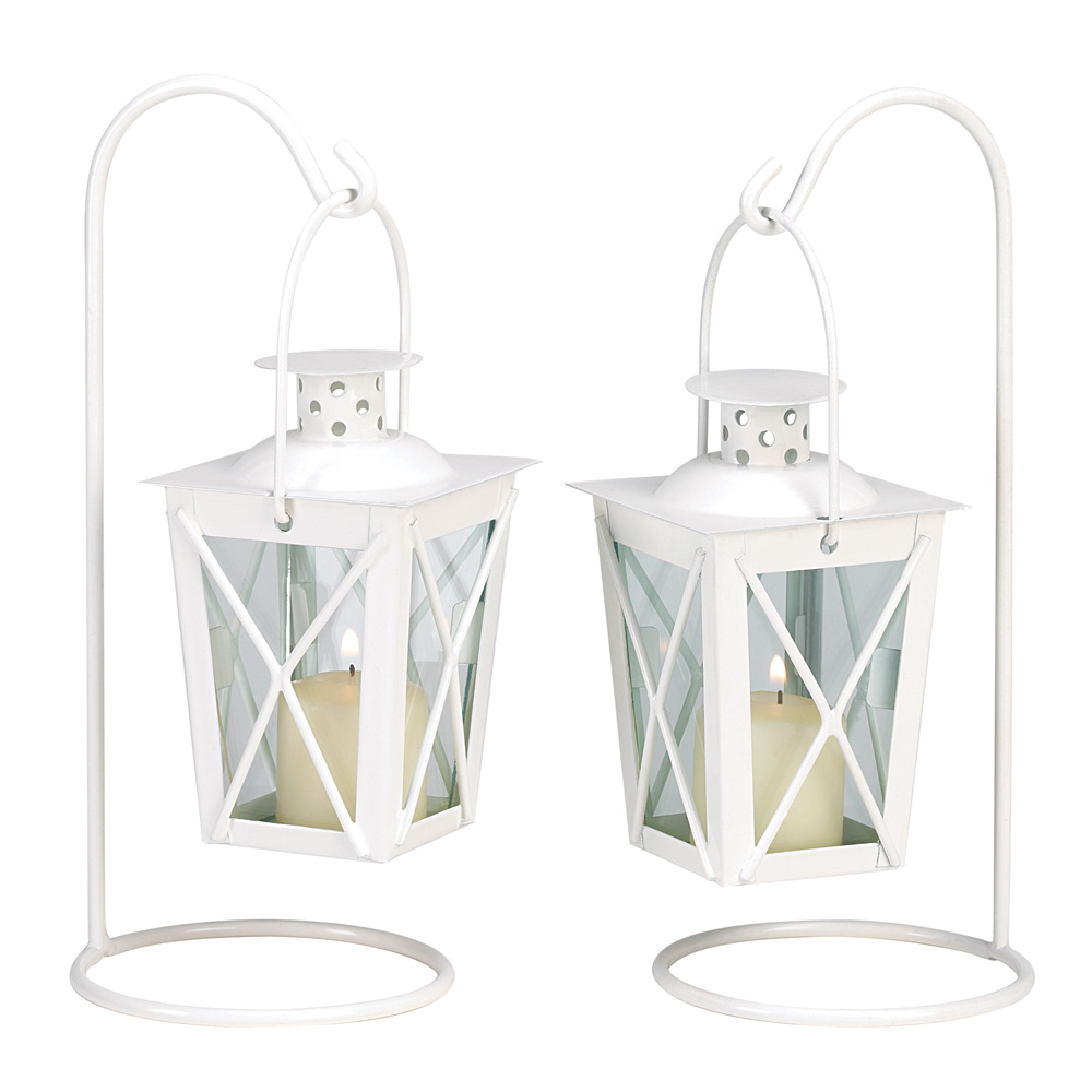 Wholesale White Railroad Candle Lanterns - Buy Wholesale Candle Lanterns