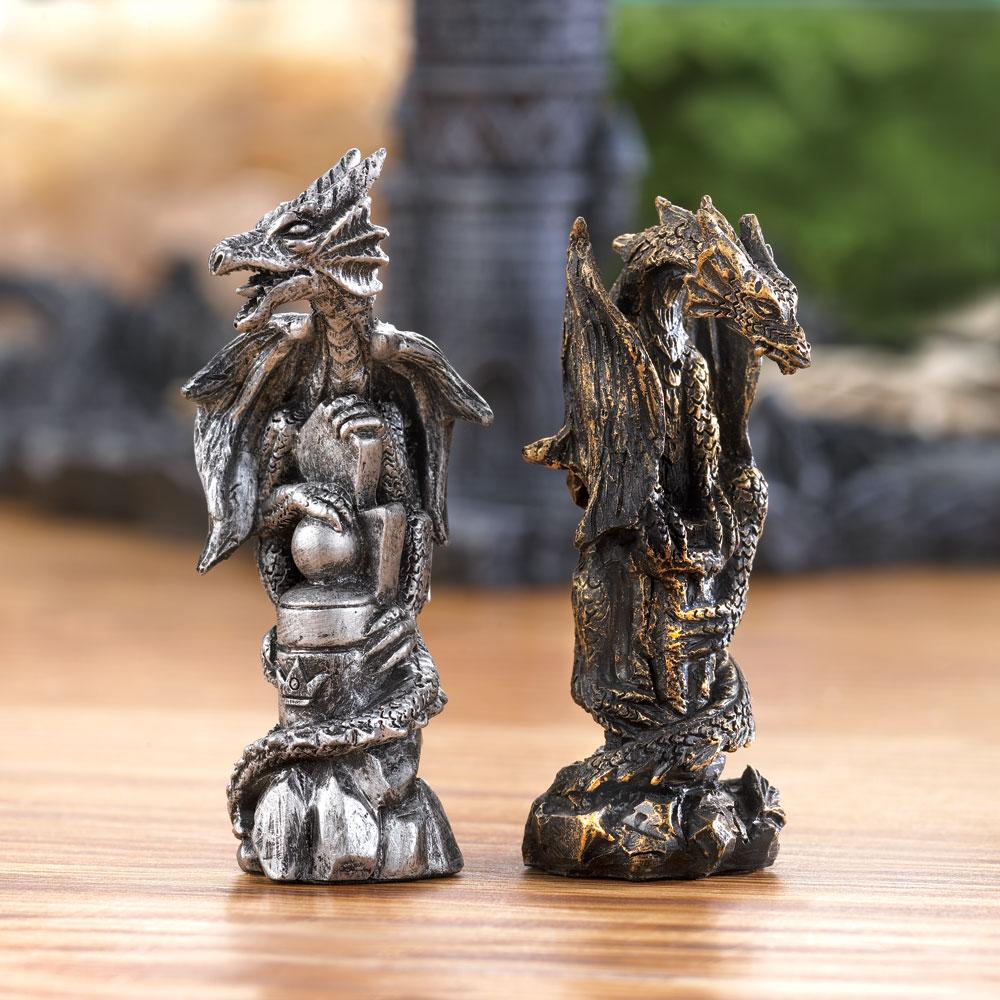 Wholesale Black Dragon Chess Set Buy Wholesale Hats