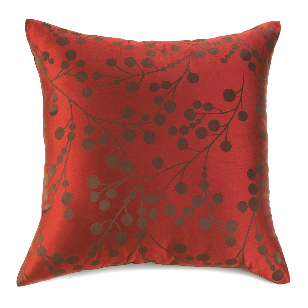 Throw Pillows Bulk : Wholesale Cherry Blossom Throw Pillow - Buy Wholesale Pillows and Cushions