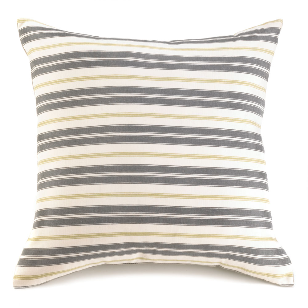 Throw Pillow Bulk : Wholesale Chic Stripes Throw Pillow - Buy Wholesale Pillows and Cushions