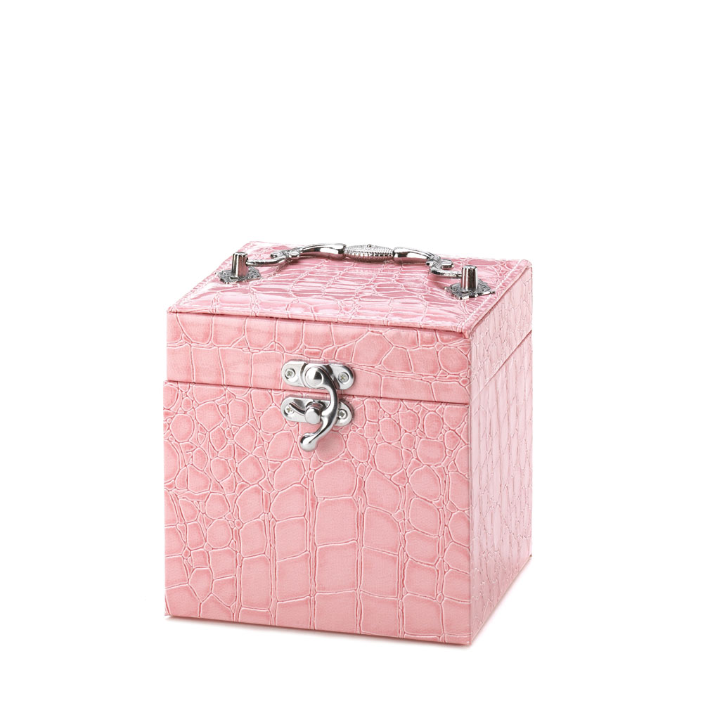 wholesale stylish pink jewelry box buy wholesale jewelry