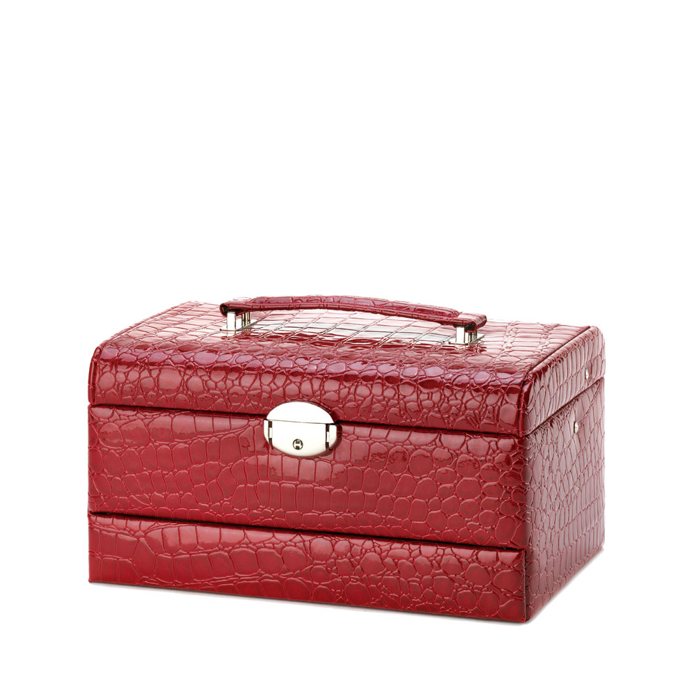 wholesale deluxe red jewelry box buy wholesale jewelry boxes