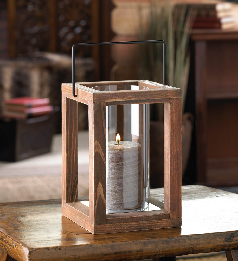 Wholesale Rustic Wooden Lantern For Sale At Bulk Cheap Prices!