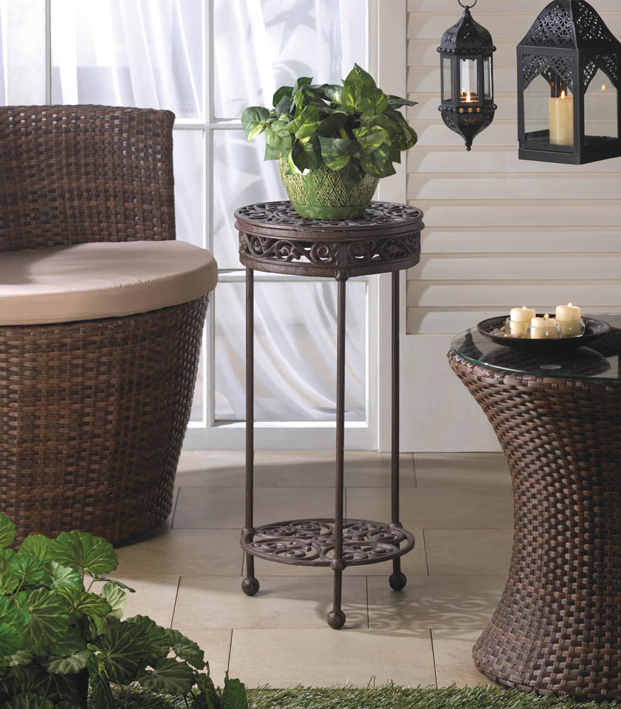 wholesale cast iron round plant stand buy wholesale