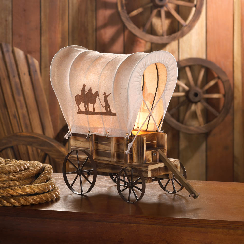 Wholesale Western Wagon Table Lamp For Sale At Bulk Cheap Prices!