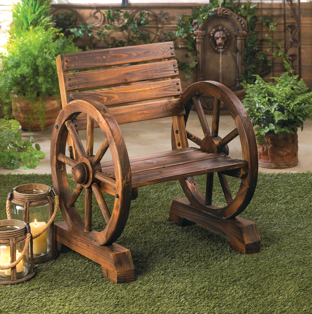 Cheap Wooden Chairs For Sale: Wholesale Wagon Wheel Chair