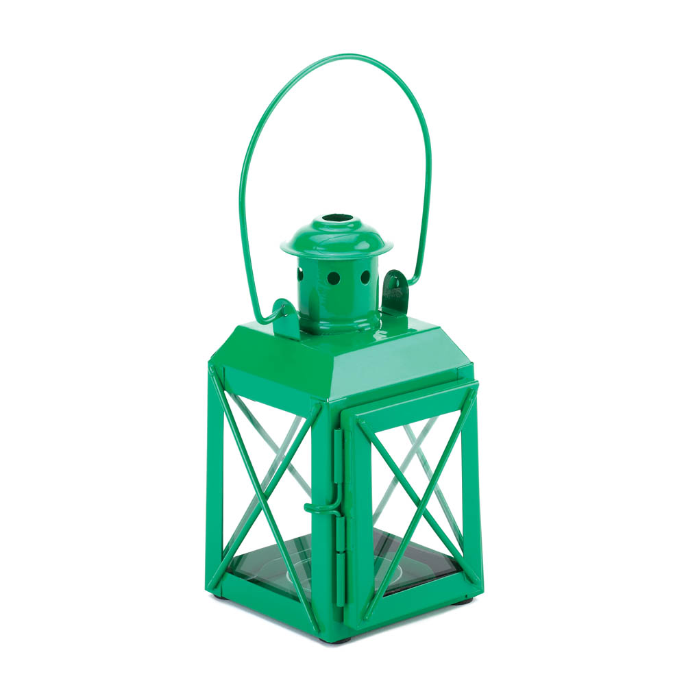 Wholesale Green Railway Candle Lamp for sale at bulk cheap prices!