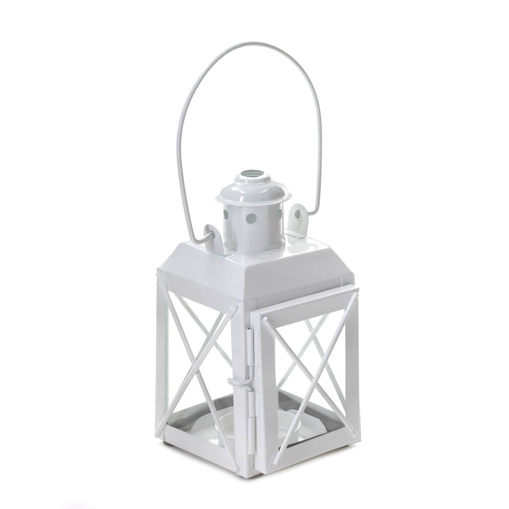 Wholesale White Railway Candle Lamp for sale at bulk cheap prices!