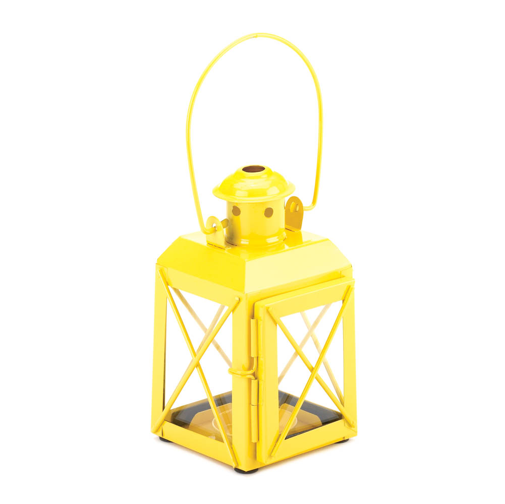 Wholesale Railway Candle Lamp Yellow for sale at bulk cheap prices!