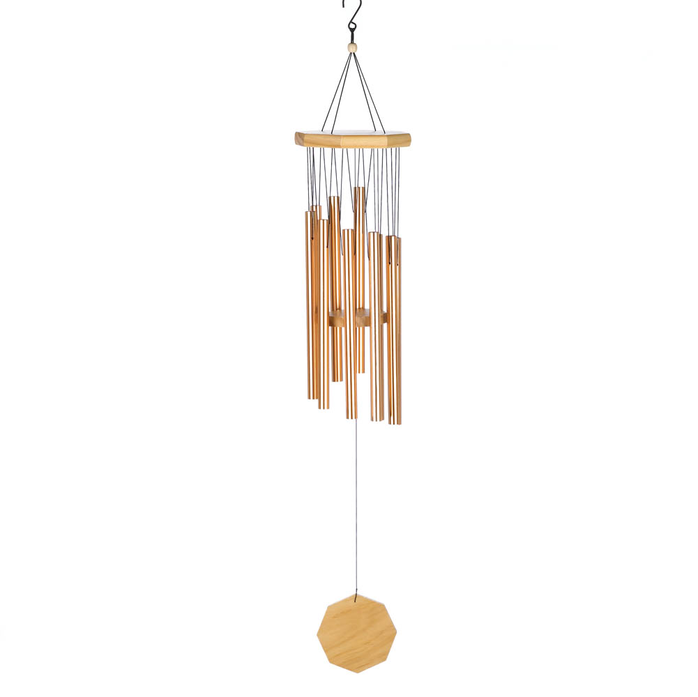Wholesale Copper-Tone Windchime for sale at  bulk cheap prices!