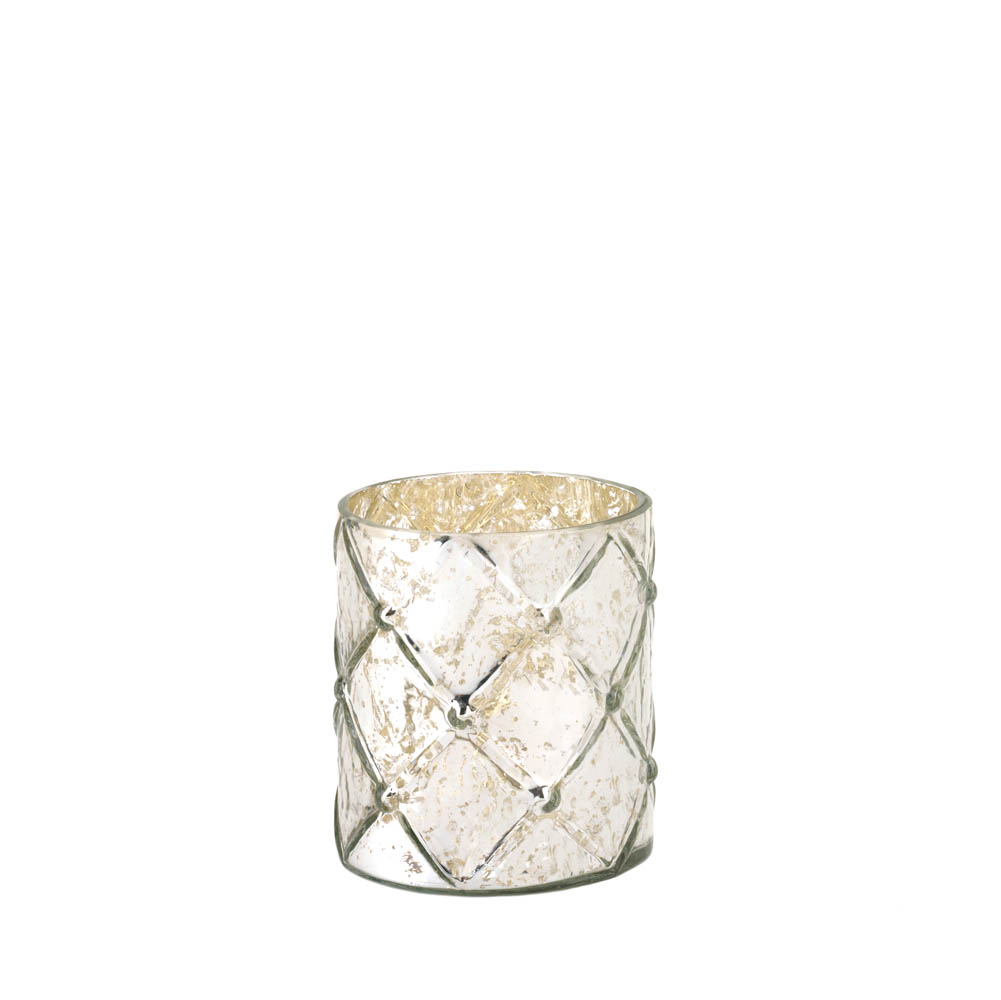 Wholesale Small Quilted Hurricane Lantern for sale at bulk cheap prices!