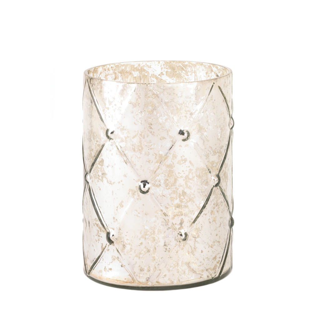Wholesale Large Quilted Hurricane Lantern for sale at bulk cheap prices!