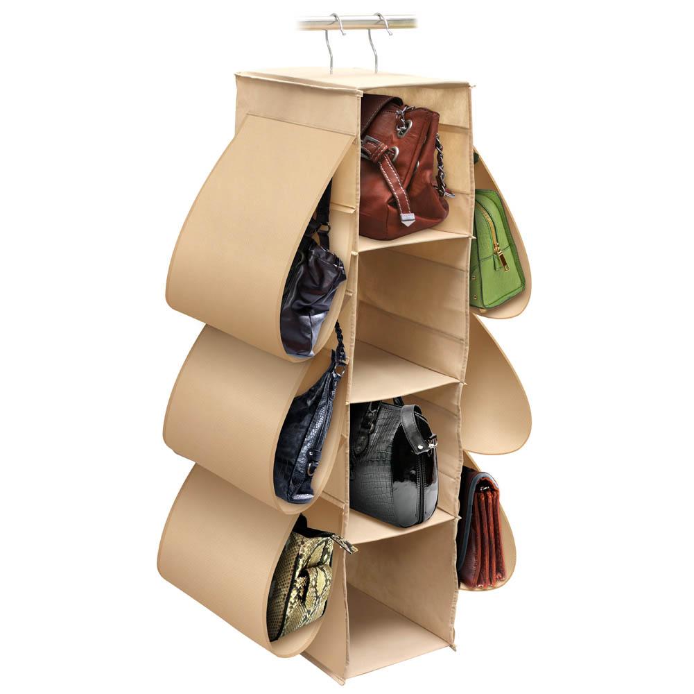 Hanging Handbag Organizer