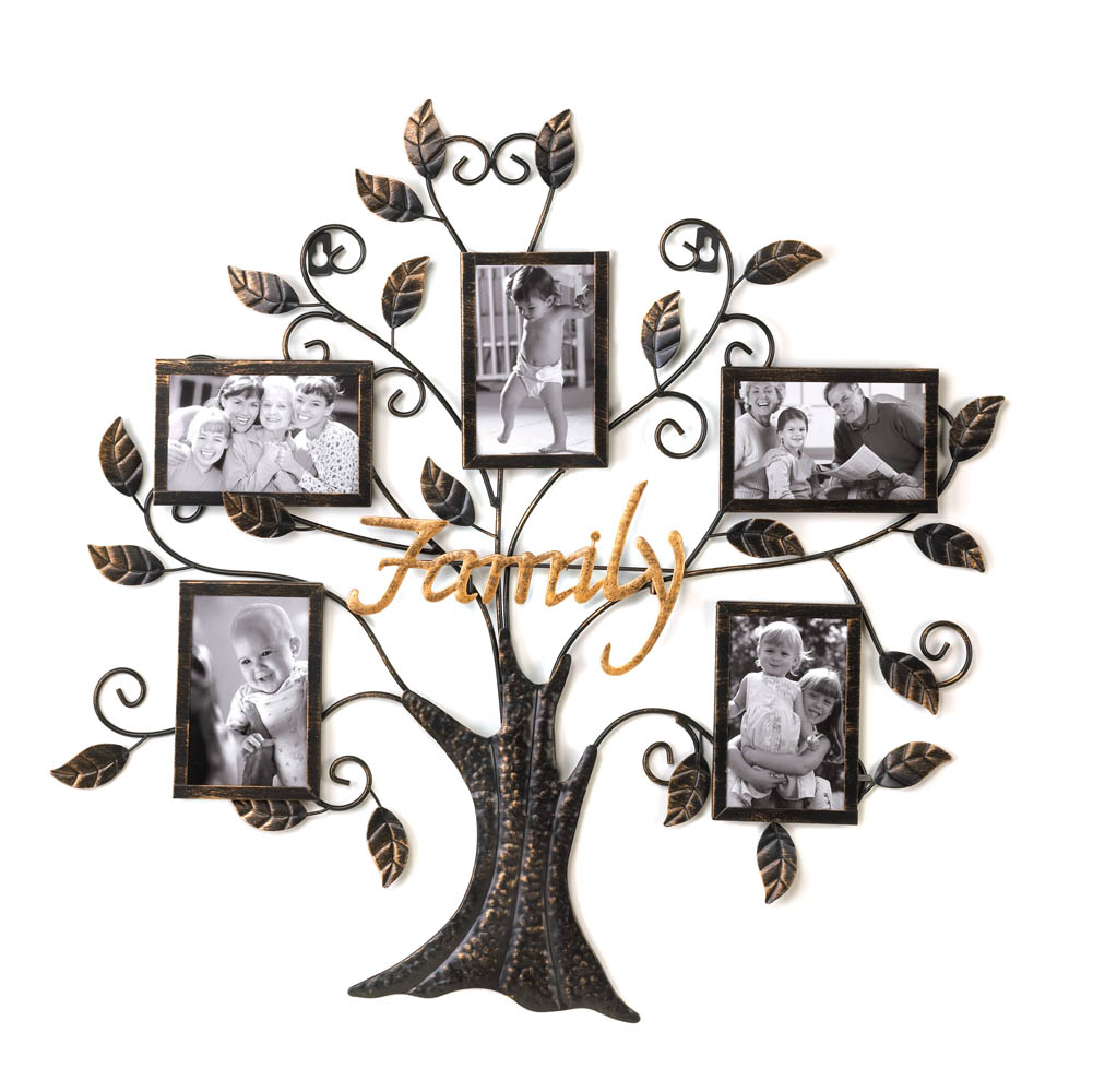Wholesale family tree photo decor buy wholesale picture for Wholesale decor