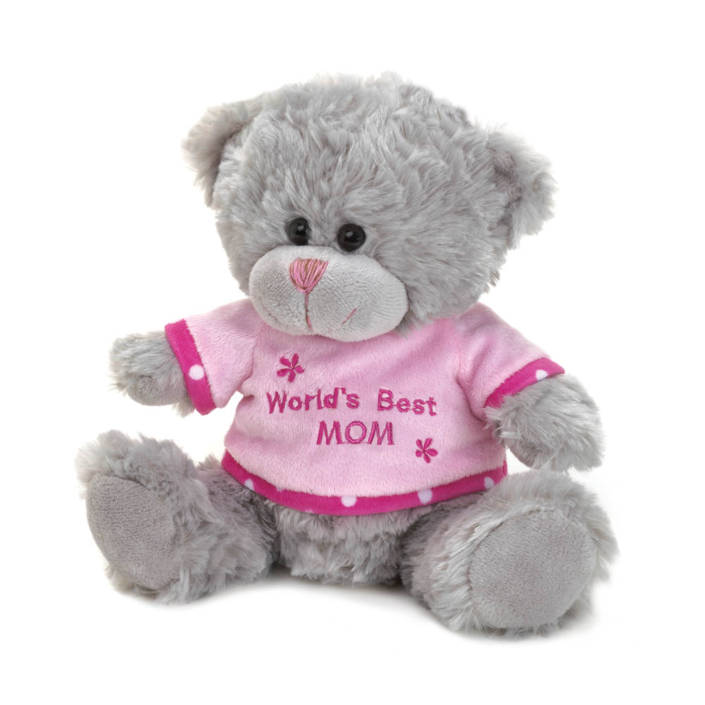 Wholesale WorldS Best Mom Plush Bear for sale at bulk cheap prices!