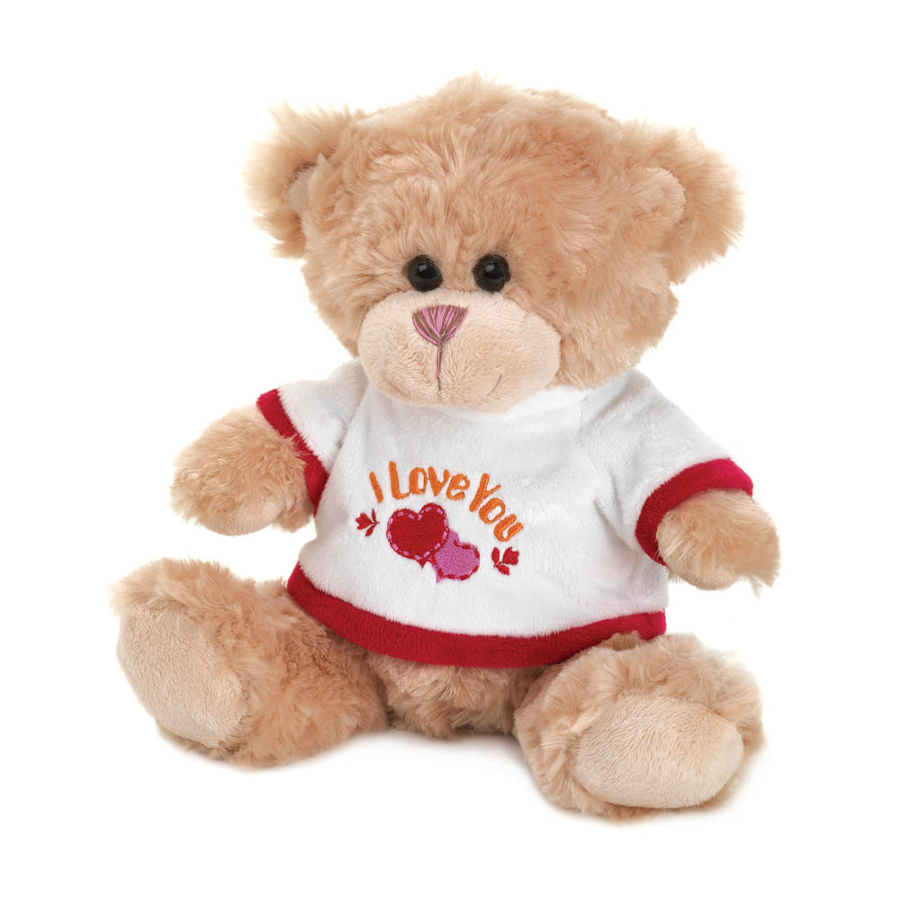 Wholesale I Love You Plush Bear for sale at bulk cheap prices!