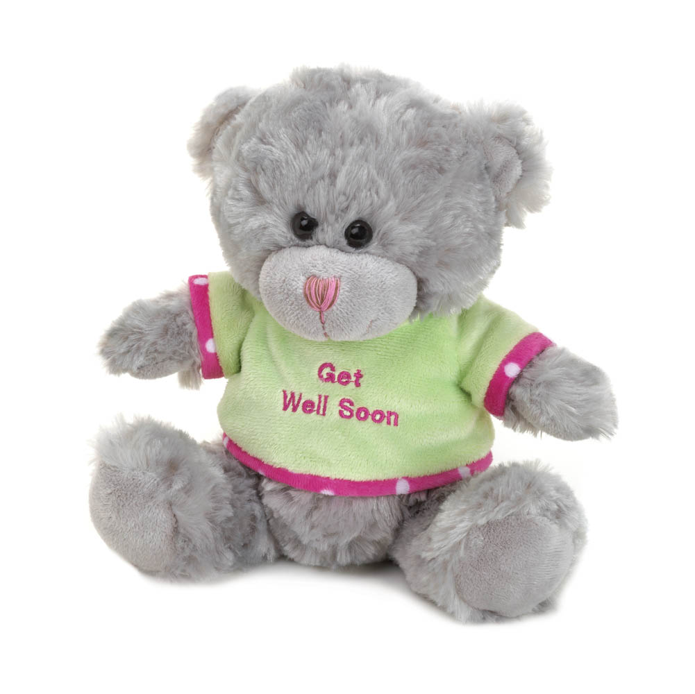 Wholesale Get Well Soon Plush Bear for sale at  bulk cheap prices!