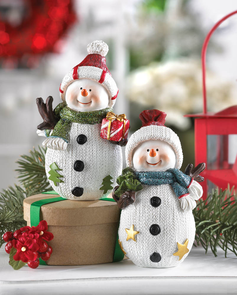 Holiday Fun Snowman Buddies