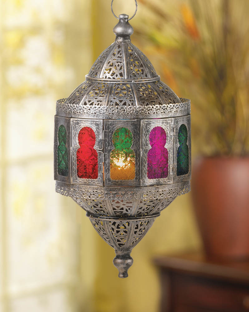Wholesale Rustic Moroccan Hanging Lantern for sale at bulk cheap prices!
