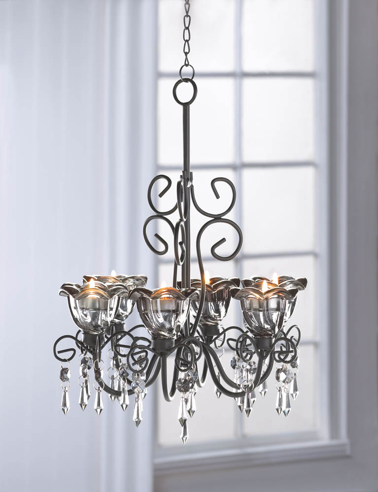 Wholesale midnight blooms chandelier buy wholesale candle holders wholesale midnight blooms chandelier for sale at bulk cheap prices aloadofball Image collections