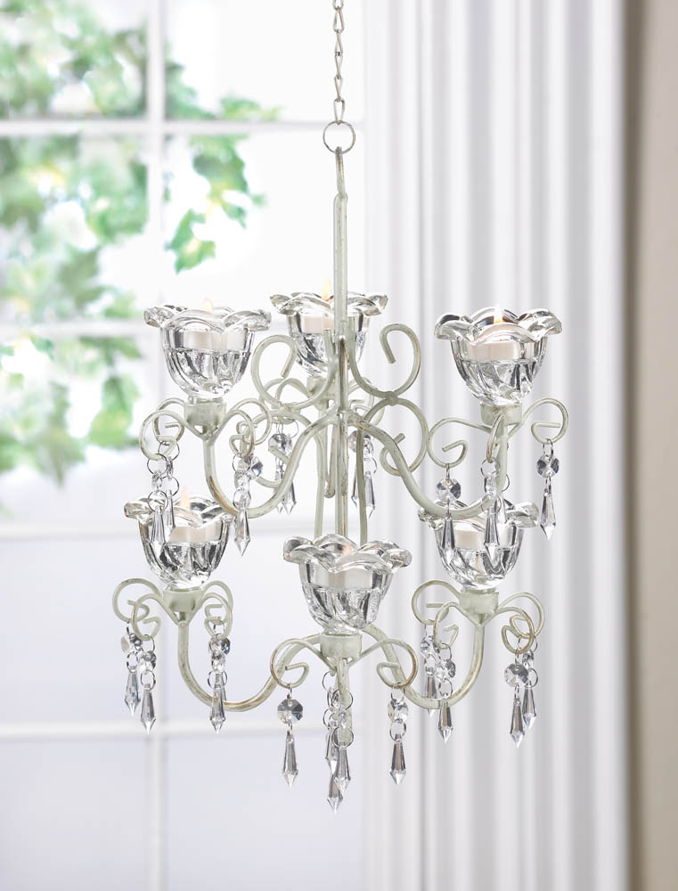 Wholesale Crystal Blooms Double Chandelier - Buy Wholesale Candle ...