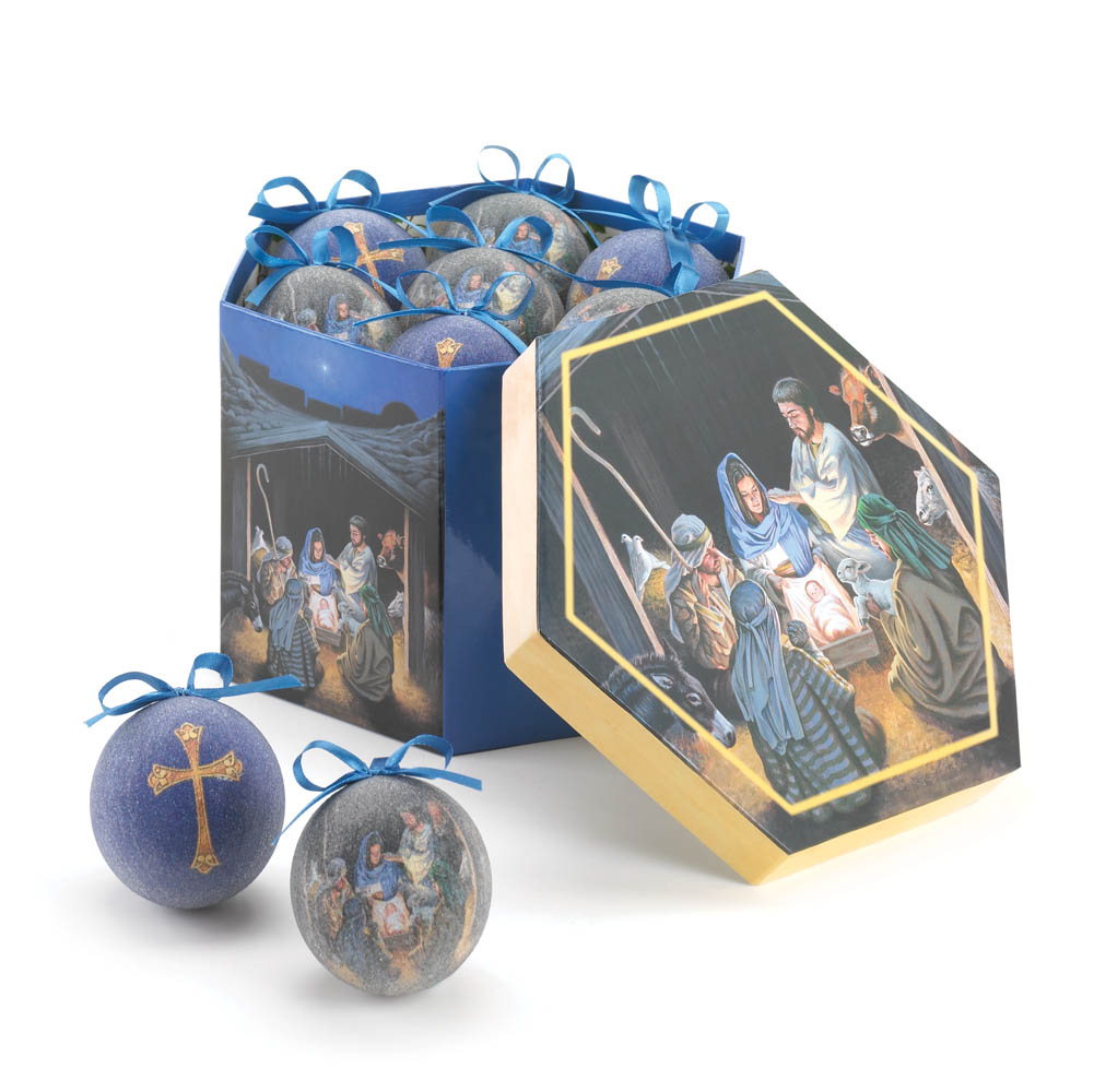 Wholesale Nativity Ornament Set for sale at  bulk cheap prices!