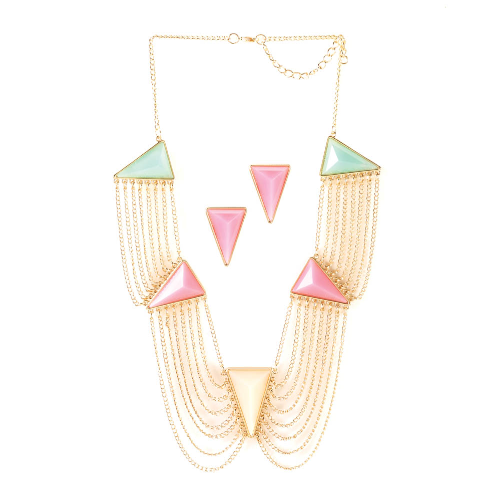 Wholesale modern art deco jewelry set buy wholesale for Wholesale craft supplies for resale