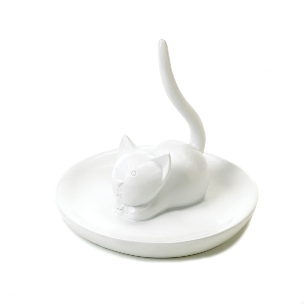 Charming Cat RING Holder
