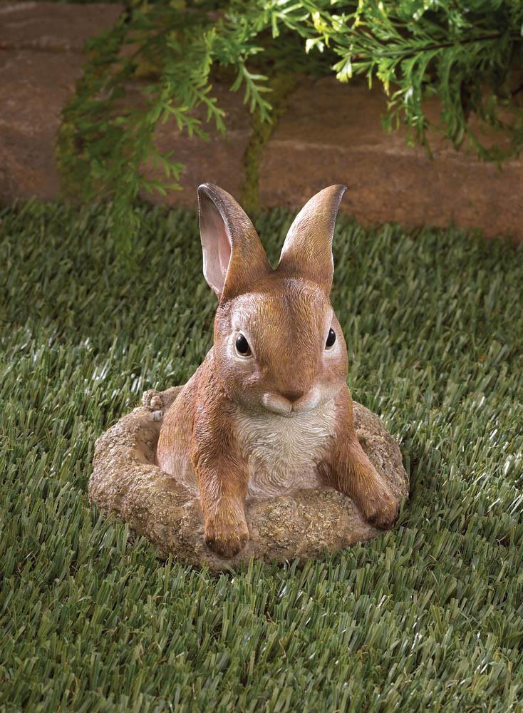 Wholesale Curious Bunny Garden Decor - Buy Wholesale Garden Decor