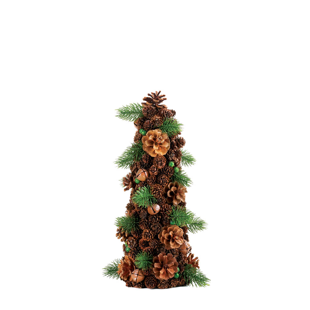 Wholesale pine cone small tree decor buy wholesale home for Wholesale decor