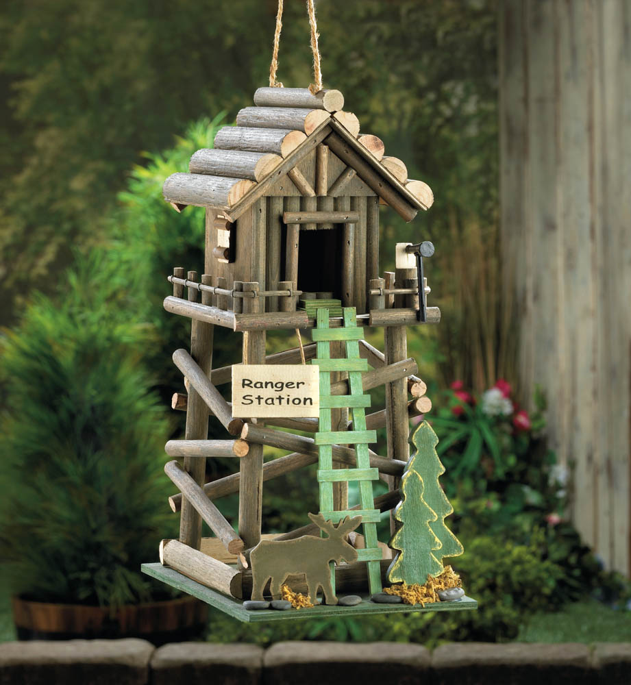 Wholesale Ranger Station Birdhouse Buy Wholesale Birdhouses