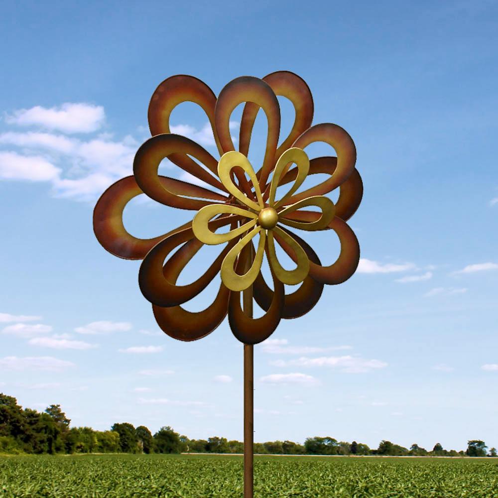 Wholesale Dancing Daisy Windmill - Buy Wholesale Garden Accessories