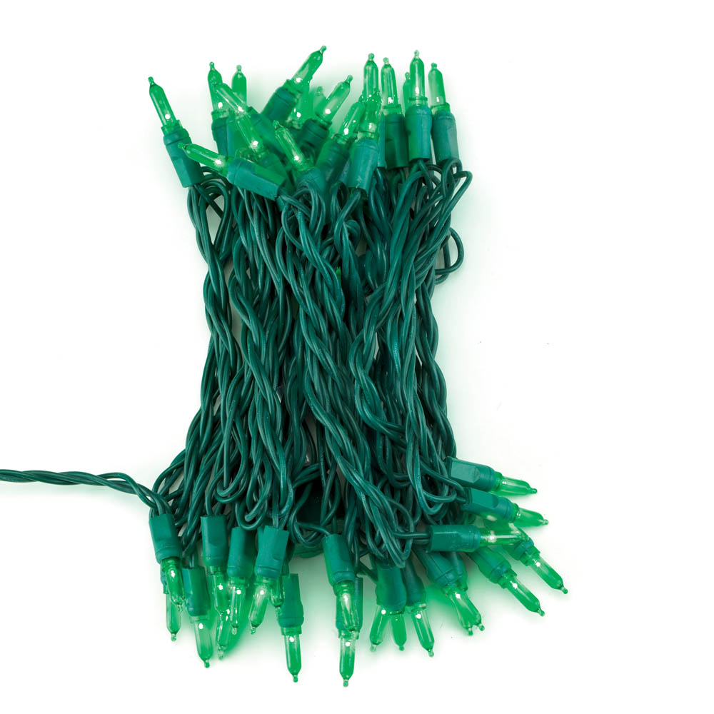 wholesale green mini light strand for sale at bulk cheap prices