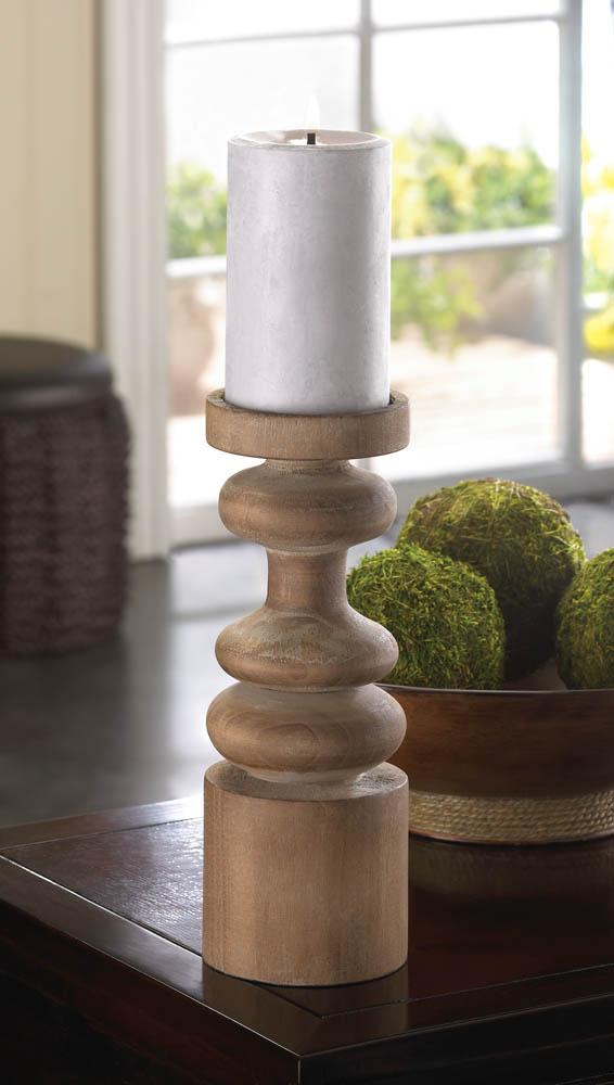 Wholesale Craftsmen Wooden Candleholder Buy Wholesale