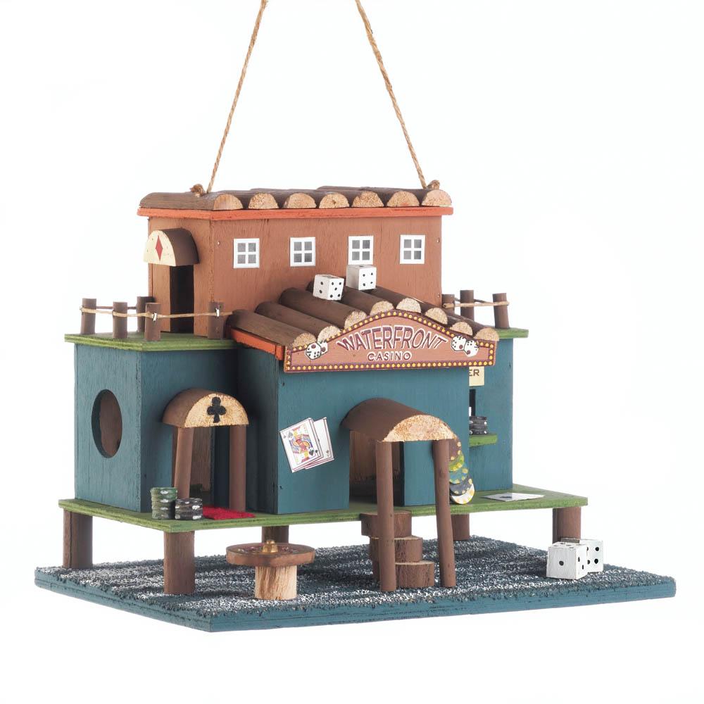 Wholesale Casino Birdhouse for sale at bulk cheap prices!