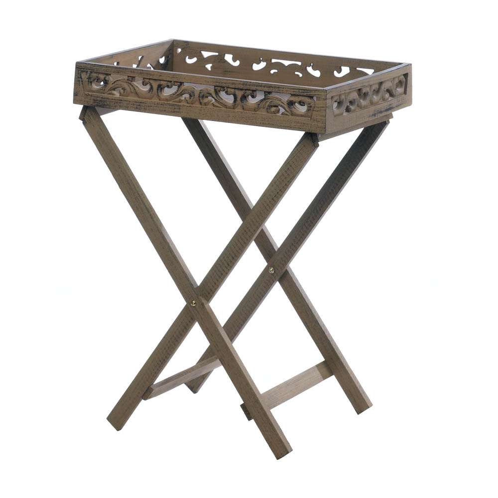 wholesale estate wooden tray table buy wholesale tables. Black Bedroom Furniture Sets. Home Design Ideas