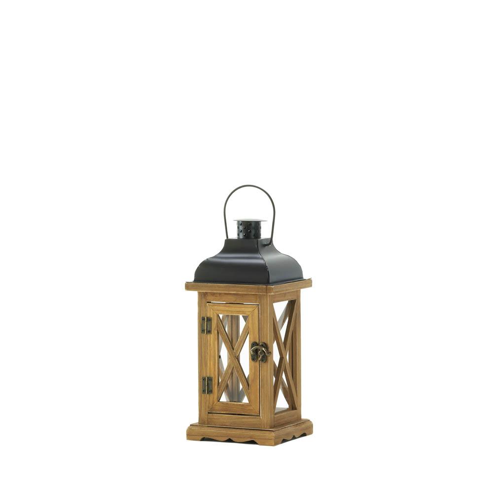 Wholesale hayloft small wooden candle lantern buy