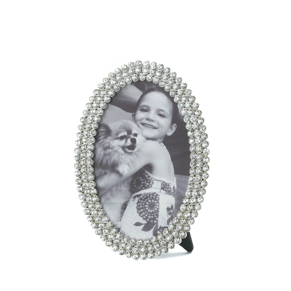 Wholesale 4X6 Dazzling Oval Frame - Buy Wholesale Picture Frames