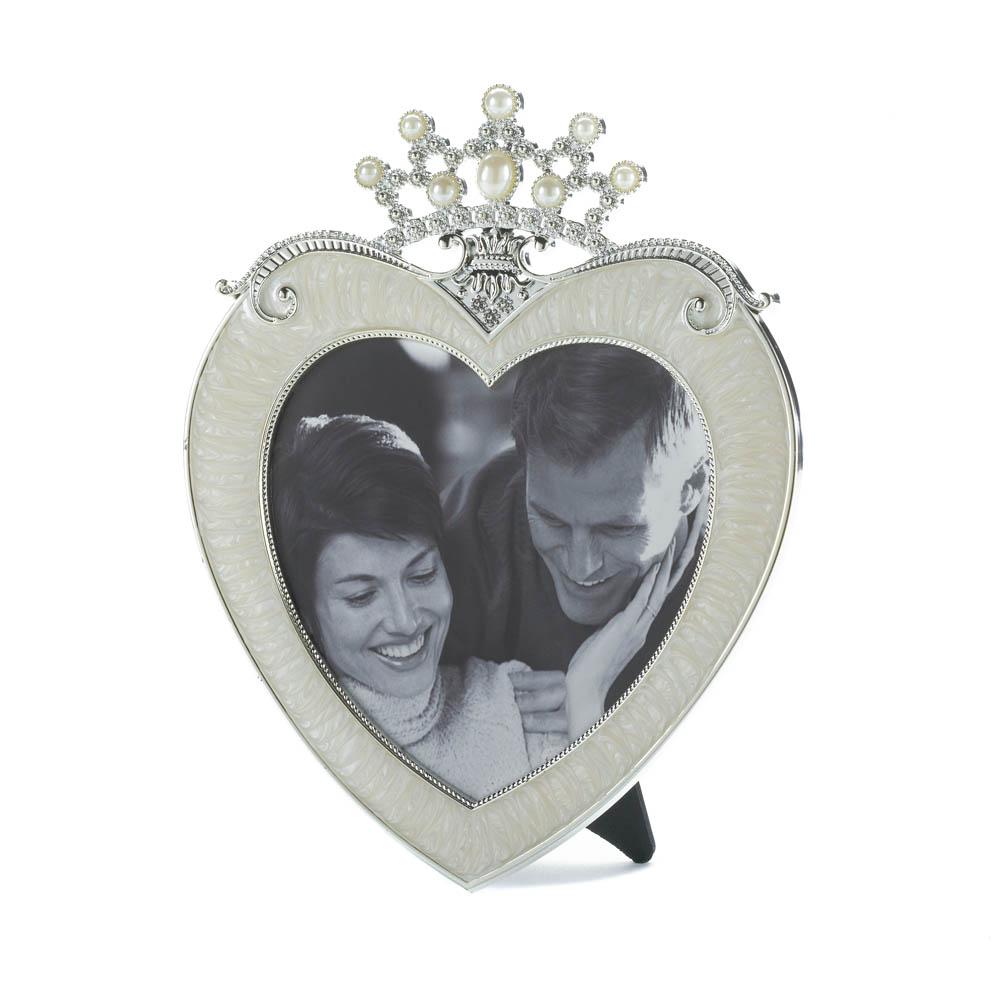 Wholesale 5X5 Heart Crown Frame