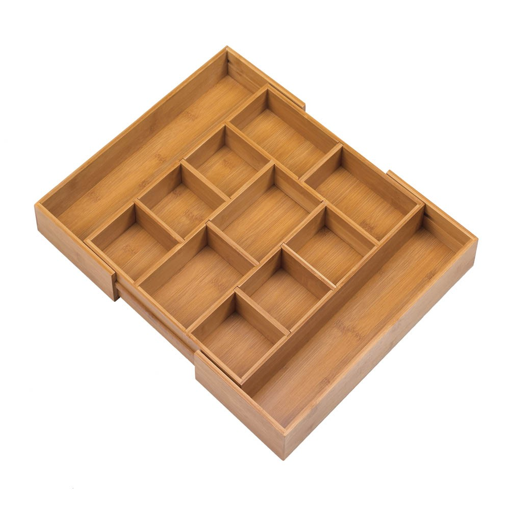 Image Result For Expandable Bamboo Drawer Organizer