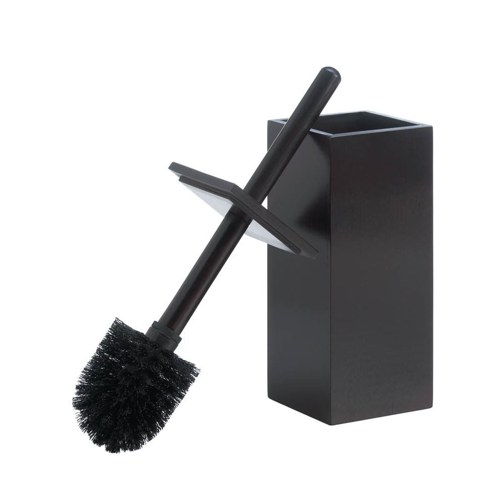 Wholesale Stylish Toilet Brush - Espresso for sale at bulk cheap prices!
