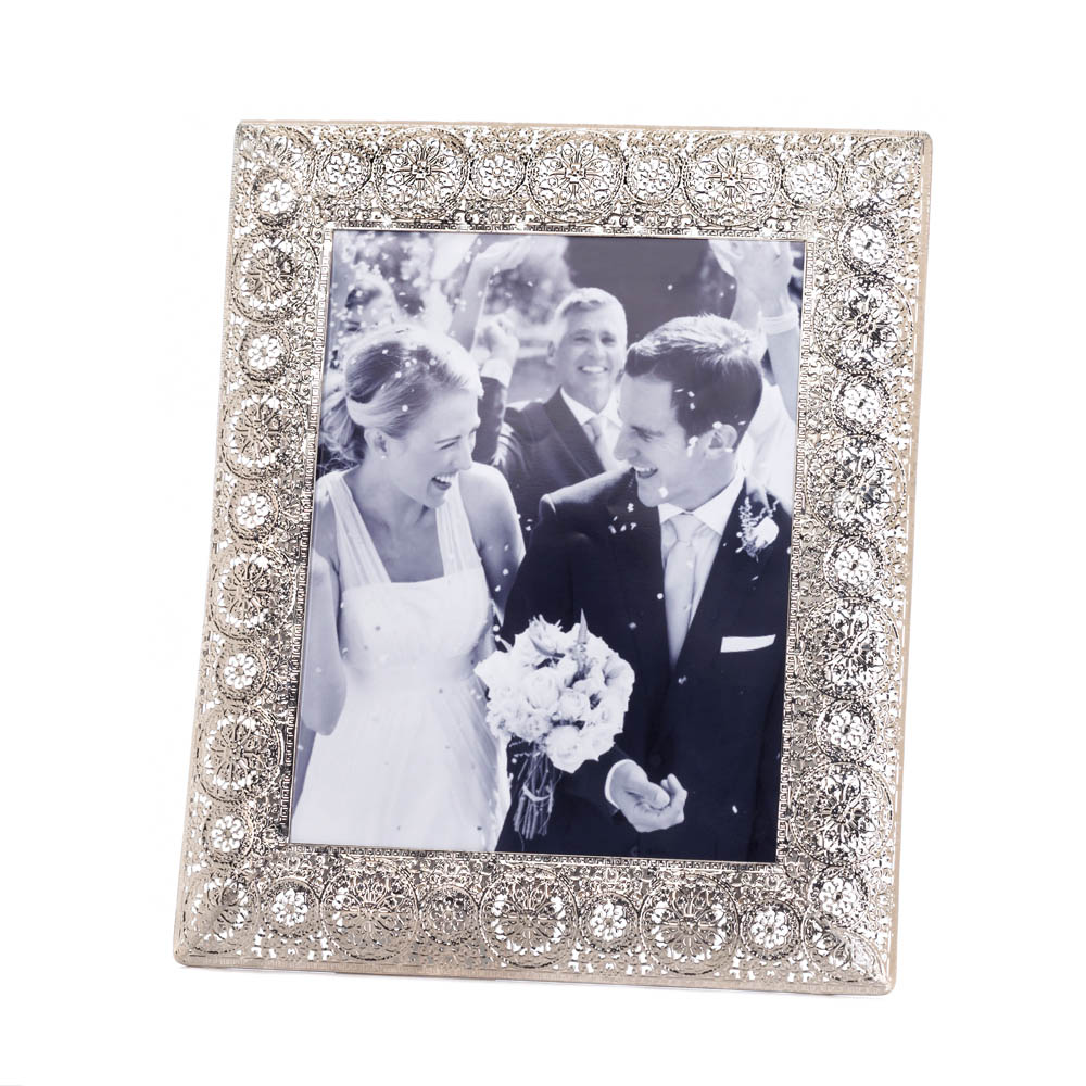 Wholesale Silver Medallion 8X10 Photo Frame - Buy Wholesale Picture ...