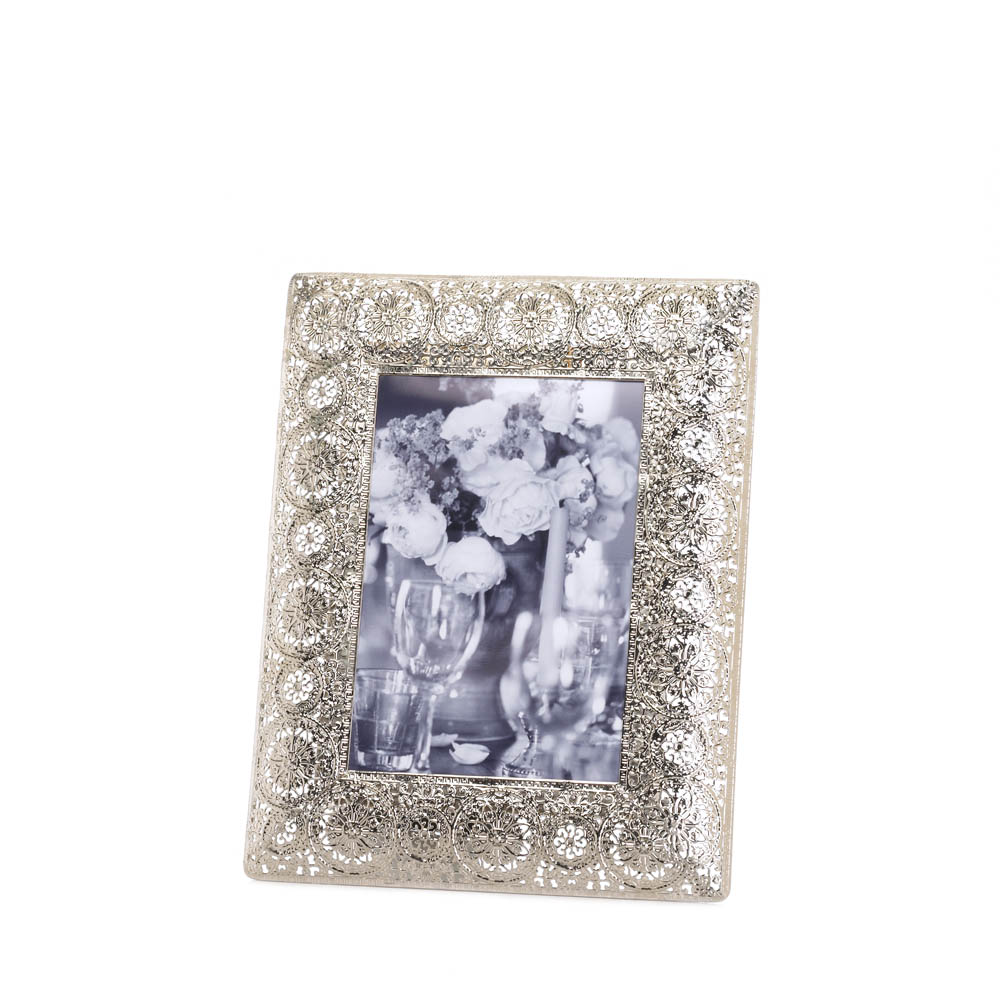Wholesale Silver Medallion 5X7 Photo Frame - Buy Wholesale Picture ...