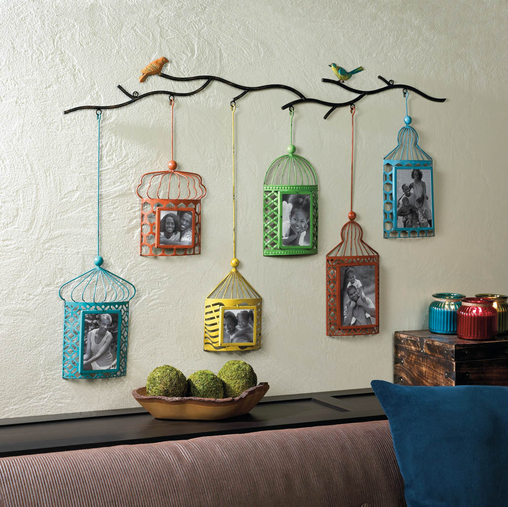 Wholesale Birdcage Photo Frame Decor - Buy Wholesale Picture Frames